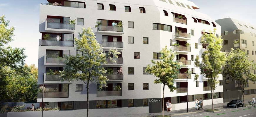 Achat appartement t4 rt 2012 l 39 oriental rennes for Achat appartement t4